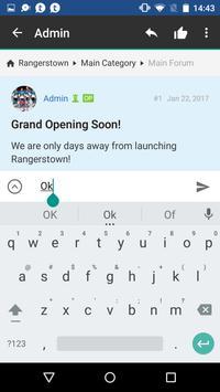 Rangerstown apk screenshot