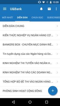 U&Bank poster