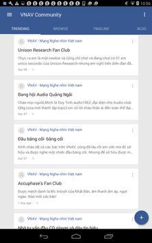 VNAV Community screenshot 5
