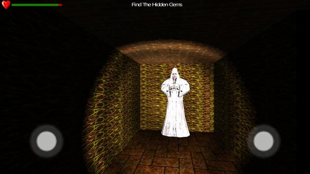 Horror Maze Free screenshot 1