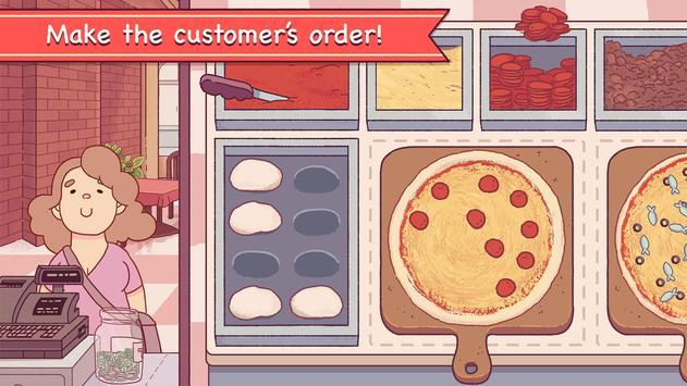 可口的披萨,美味的披萨 apk 截图