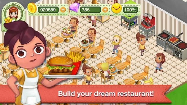 Restaurant Dreams 截图 1