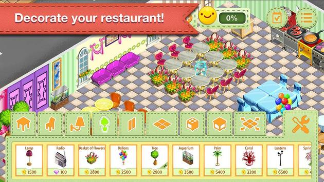 Restaurant Dreams 截图 3