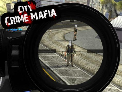SWAT Sniper : Mafia Assassin screenshot 4
