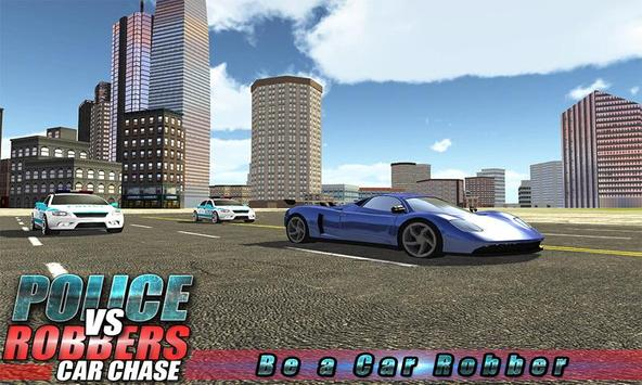 Robber Crime Driver Escape 3D screenshot 4