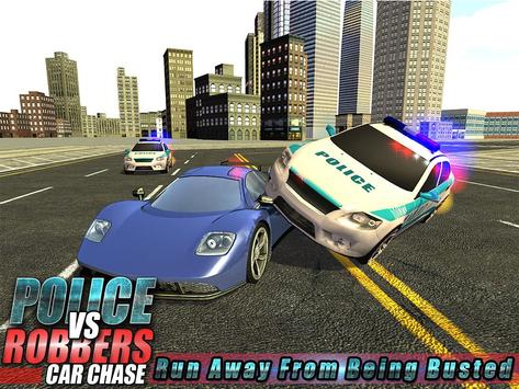 Robber Crime Driver Escape 3D screenshot 7