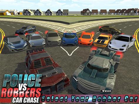 Robber Crime Driver Escape 3D screenshot 11