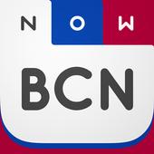 Now Barcelona. Guide Barcelona icon