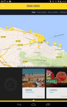 Now Dénia - Guía de Dénia apk screenshot