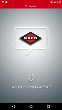 NAED Events poster