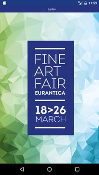 Fine Art Fair Eurantica poster
