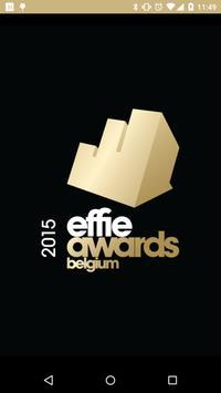 Effie Belgium poster