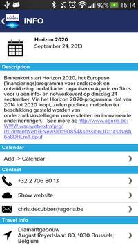 Horizon2020 apk screenshot