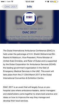 DIAC 2017 apk screenshot