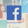 Facebook Face to Face Events 아이콘