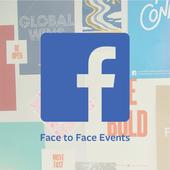Facebook Face to Face Events icon