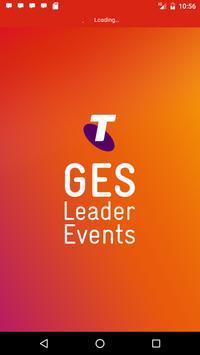 GES Leader Events poster