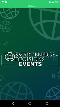Smart Energy Decisions poster