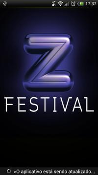 Z Festival poster