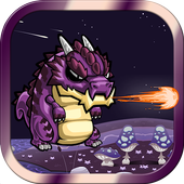 Dragon Destruction Angry Story icon