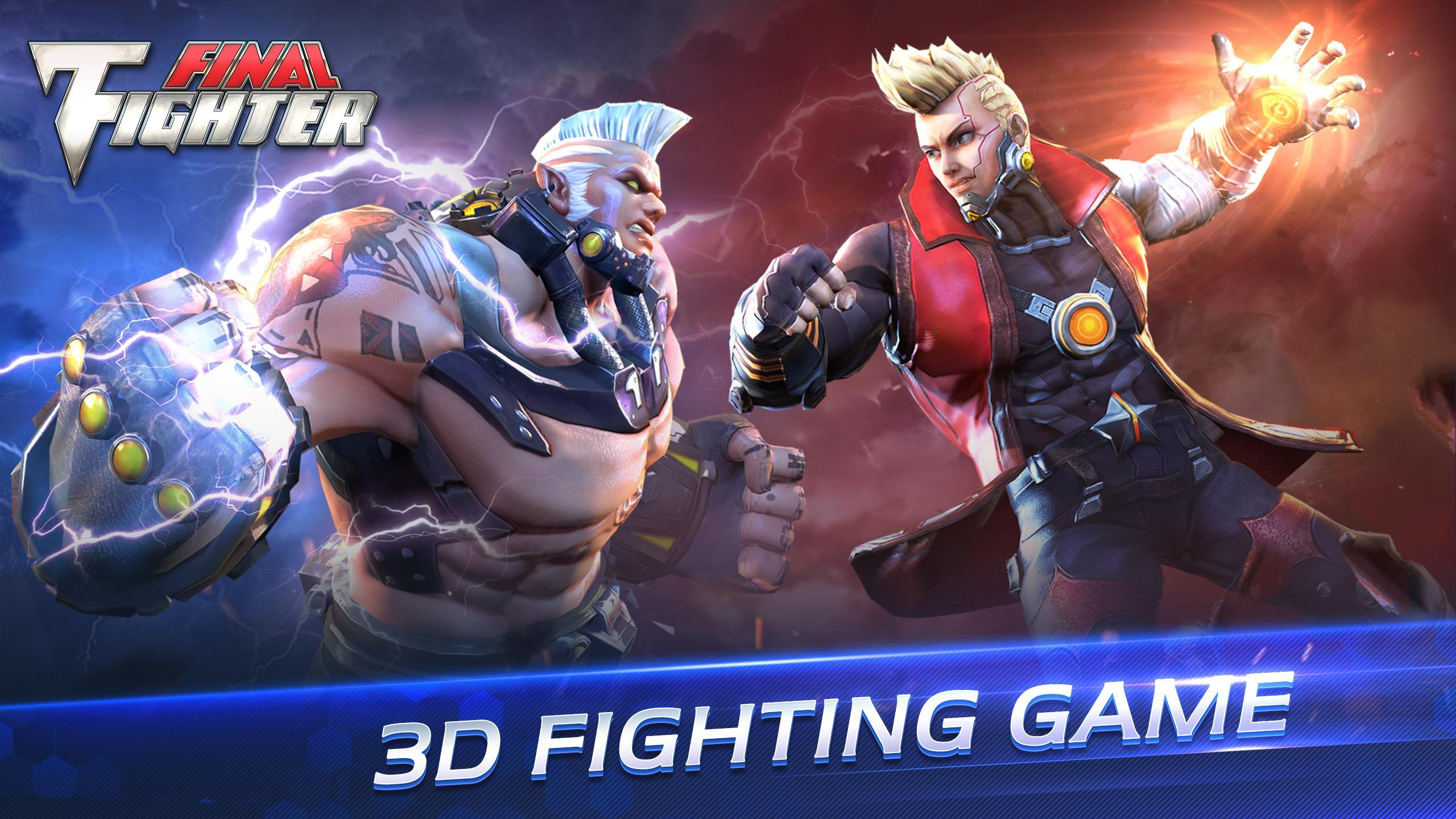 Final Fighter for Android - APK Download