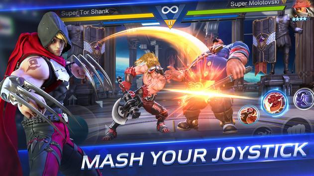 Final Fighter imagem de tela 2