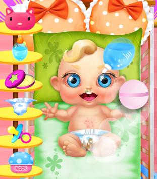 Newborn Baby Care Salon 2 poster