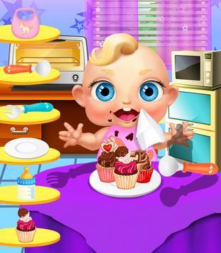 Newborn Baby Care Salon 2 apk screenshot