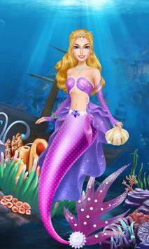Princess Mermaid- Beauty Salon screenshot 14