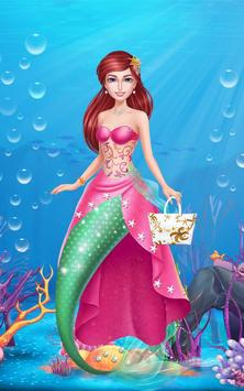 Princess Mermaid- Beauty Salon screenshot 7