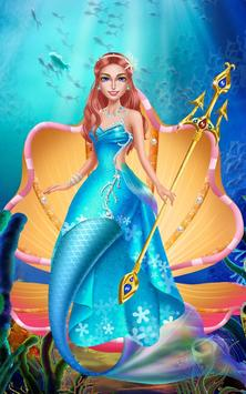Princess Mermaid- Beauty Salon screenshot 8