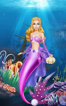 Princess Mermaid- Beauty Salon screenshot 9