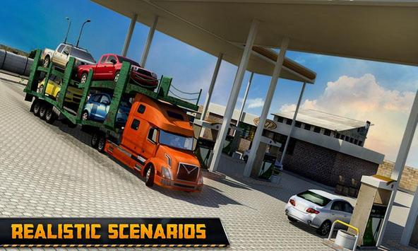 Legendary Car Transporter poster