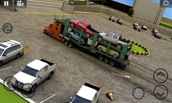 Legendary Car Transporter apk screenshot
