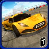 NY City Car Drift Simulator icon