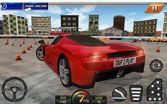 NY City Car Drift Simulator screenshot 5