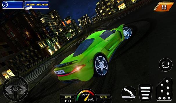 NY City Car Drift Simulator screenshot 8