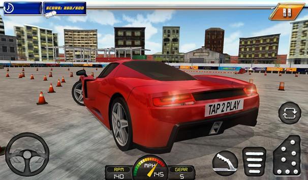 NY City Car Drift Simulator screenshot 9