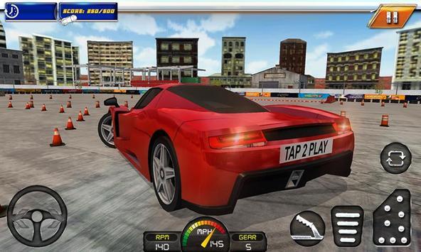 NY City Car Drift Simulator screenshot 1