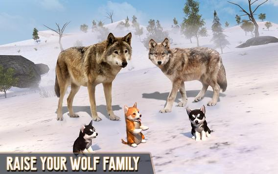 Scary Wolf : Online Multiplayer Game screenshot 4