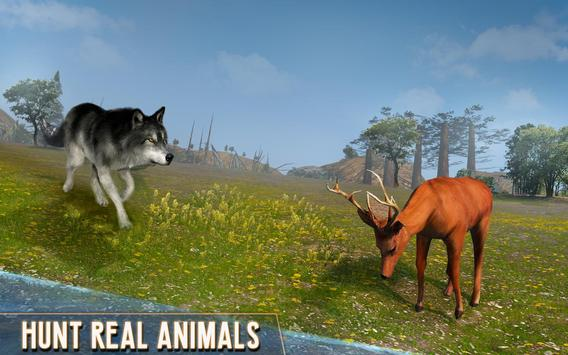 Scary Wolf : Online Multiplayer Game screenshot 6