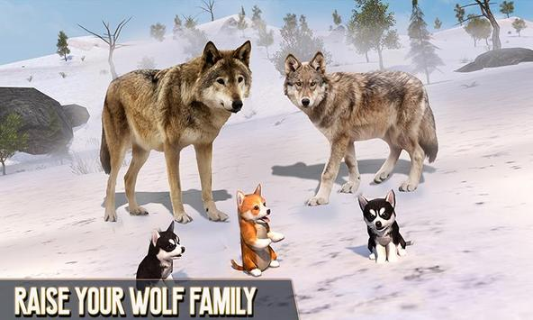 Scary Wolf : Online Multiplayer Game poster