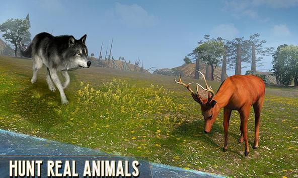 Scary Wolf : Online Multiplayer Game screenshot 2