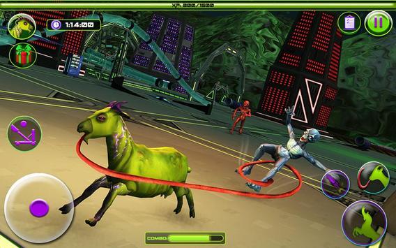 Goat Space Mission screenshot 4