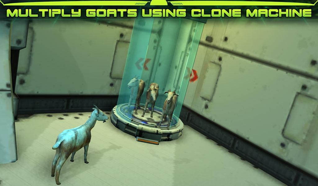 Goat Space Mission for Android - APK Download
