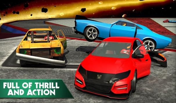 Extreme Car Stunts Demolition Derby 3D apk screenshot