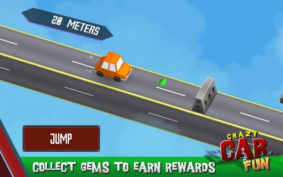 Crazy Car Fun screenshot 7