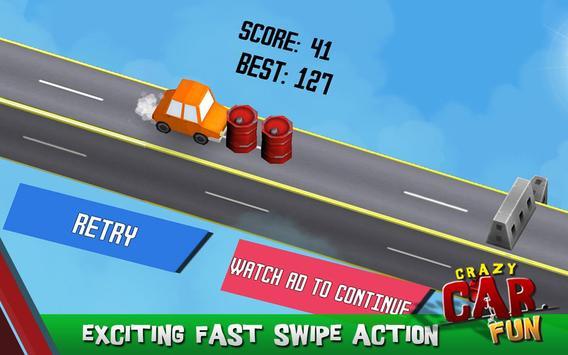 Crazy Car Fun screenshot 9