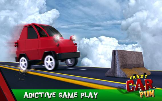 Crazy Car Fun poster