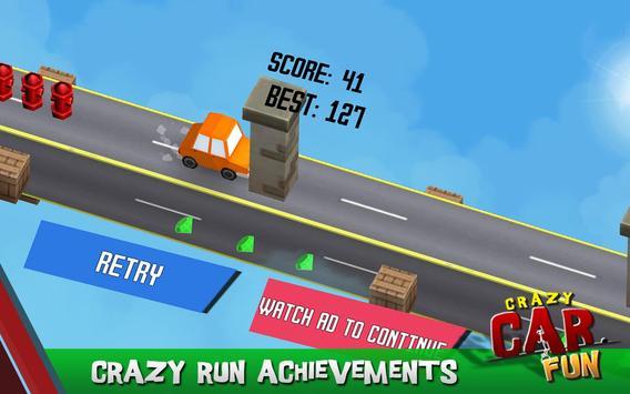Crazy Car Fun screenshot 2